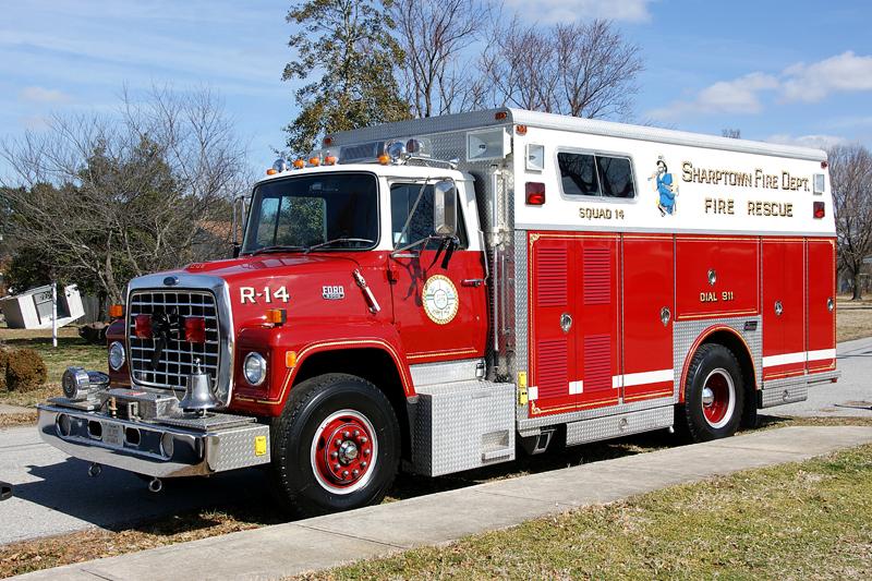 Sharptown Fire Department